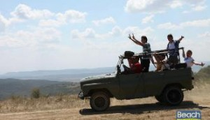 Jeep Safari op Mallorca in Spanje