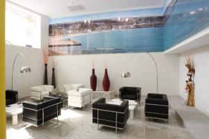 lobby van appartementen Bahia Real