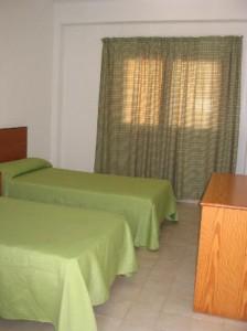 Slaapkamer en bedden Don Juan