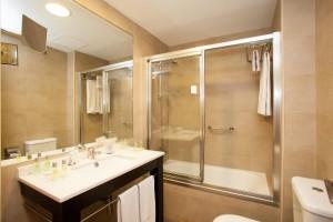 badkamer hotel Don Pepe
