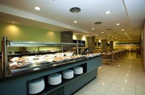 restaurant buffet hotel