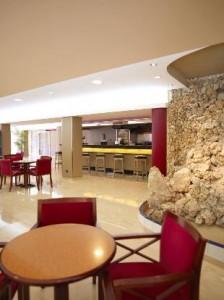 Lobby Hotel Alea