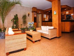 lobby en lounge ruimte