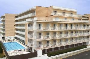 aanzicht op hotel HSM Alejandria