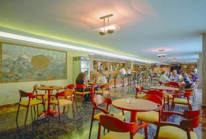 restaurant van Hotel Riutort