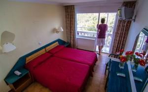 Slaapkamer en Bed Luna