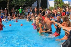 zwembad facilitair