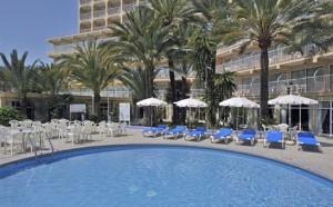 Hotel Sol Trinidad zwembad