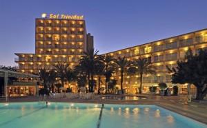 buiten hotel trinidad