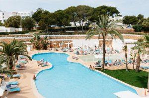 Zwembad Alau Soul Mallorca Resort