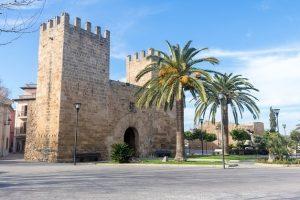 Het plaatsje Alcúdia