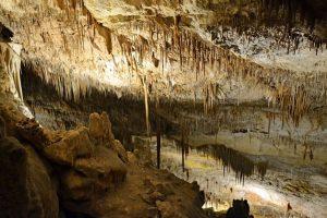Grotten van Drach bezoeken