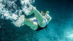 Snorkelen in Es Trenc