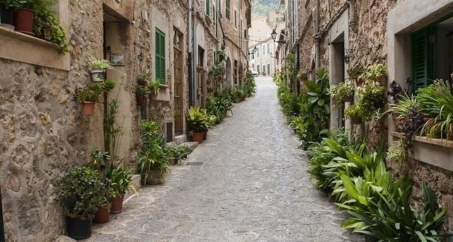 Valldemossa op Mallorca