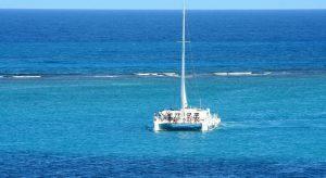 Boottocht met Catamaran