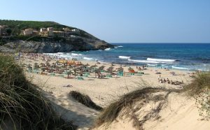 Stranden Mallorca: Cala Mesquida